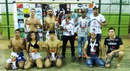Atletas luzenses brilham na 2ª Copa Only The Strong em Morada Nova de Minas