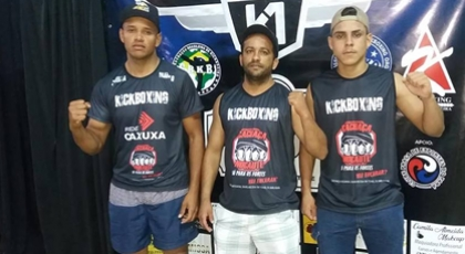 Atletas luzenses se destacam no Campeonato de Kickboxing JAB Original Fight Style.